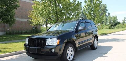 2007 Jeep Grand Cherokee for sale in Shelby Township, MI