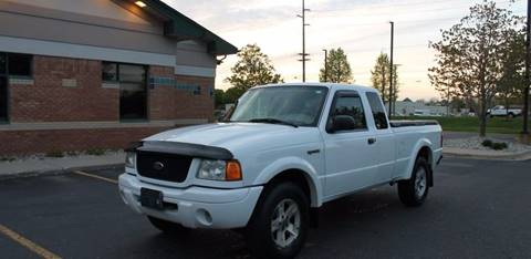 2002 Ford Ranger for sale in Shelby Township, MI