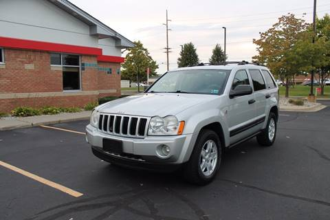 2005 Jeep Grand Cherokee for sale in Shelby Township, MI