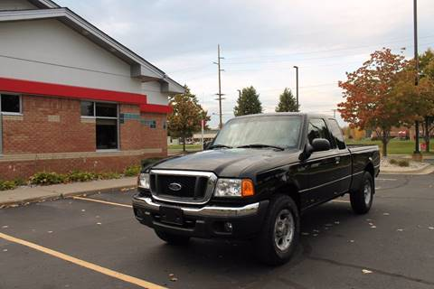 2004 Ford Ranger for sale in Shelby Township, MI