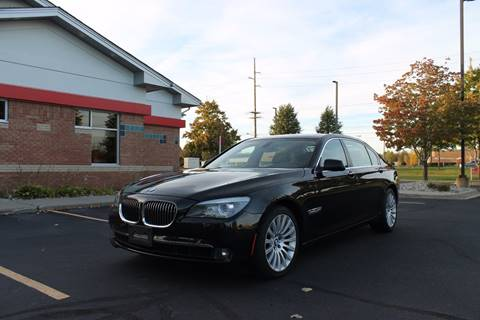 2010 BMW 7 Series for sale in Shelby Township, MI