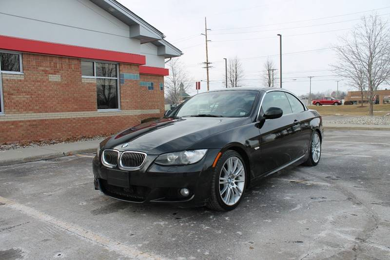 BMW Series I Convertible RWD For Sale CarGurus - 2010 bmw 335i convertible