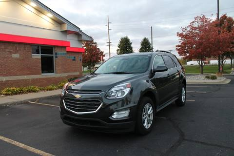2017 Chevrolet Equinox for sale in Shelby Township, MI