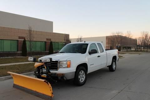 2011 GMC Sierra 1500 for sale in Shelby Township, MI