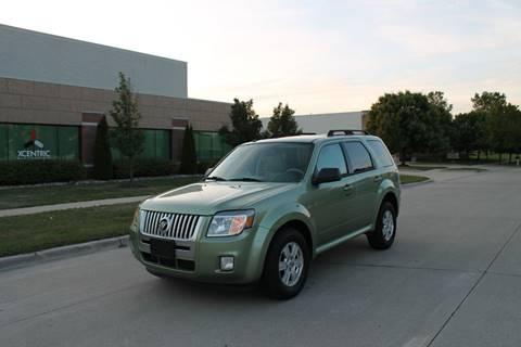 2010 Mercury Mariner for sale in Shelby Township, MI