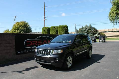 2011 Jeep Grand Cherokee for sale in Shelby Township, MI