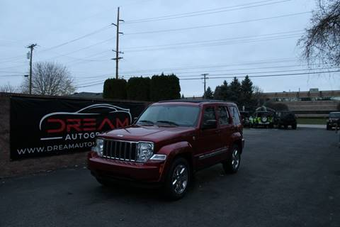 2010 Jeep Liberty for sale in Shelby Township, MI