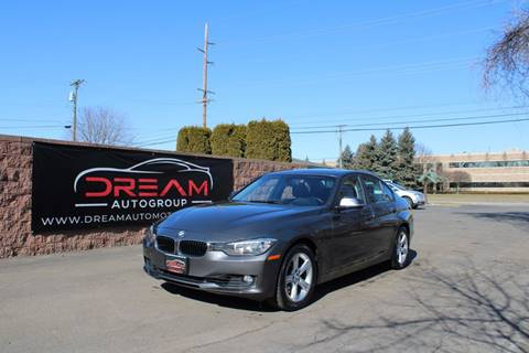 2013 BMW 3 Series 328i xDrive for sale at Dream Auto Group in Shelby Township MI