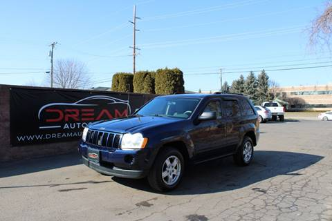 2006 Jeep Grand Cherokee Laredo for sale at Dream Auto Group in Shelby Township MI