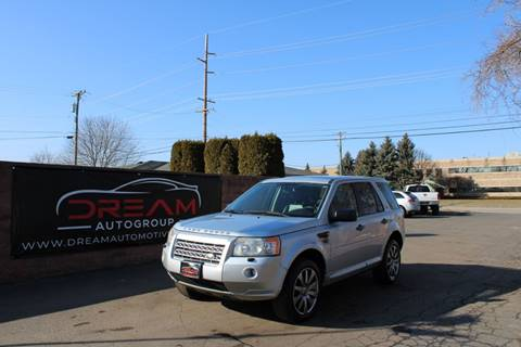 2008 Land Rover LR2 HSE for sale at Dream Auto Group in Shelby Township MI