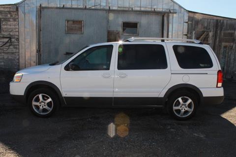 2006 Pontiac Montana SV6 for sale in Idaho Falls, ID