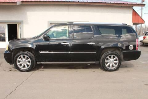2009 GMC Yukon XL Denali for sale at Epic Auto in Idaho Falls ID