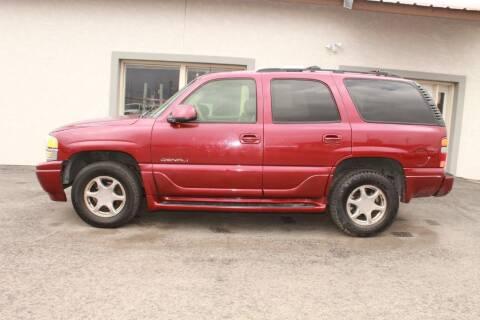 2002 GMC Yukon Denali for sale at Epic Auto in Idaho Falls ID