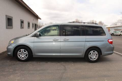 2007 Honda Odyssey EX for sale at Epic Auto in Idaho Falls ID