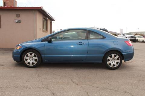 2007 Honda Civic LX for sale at Epic Auto in Idaho Falls ID