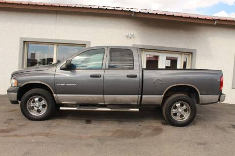 2004 Dodge Ram Pickup 1500 for sale at Epic Auto in Idaho Falls ID