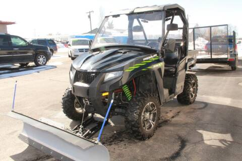 2016 Arctic Cat 1000XT for sale at Epic Auto in Idaho Falls ID