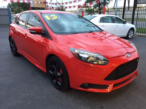 2013 Ford Focus for sale in Cicero, IL
