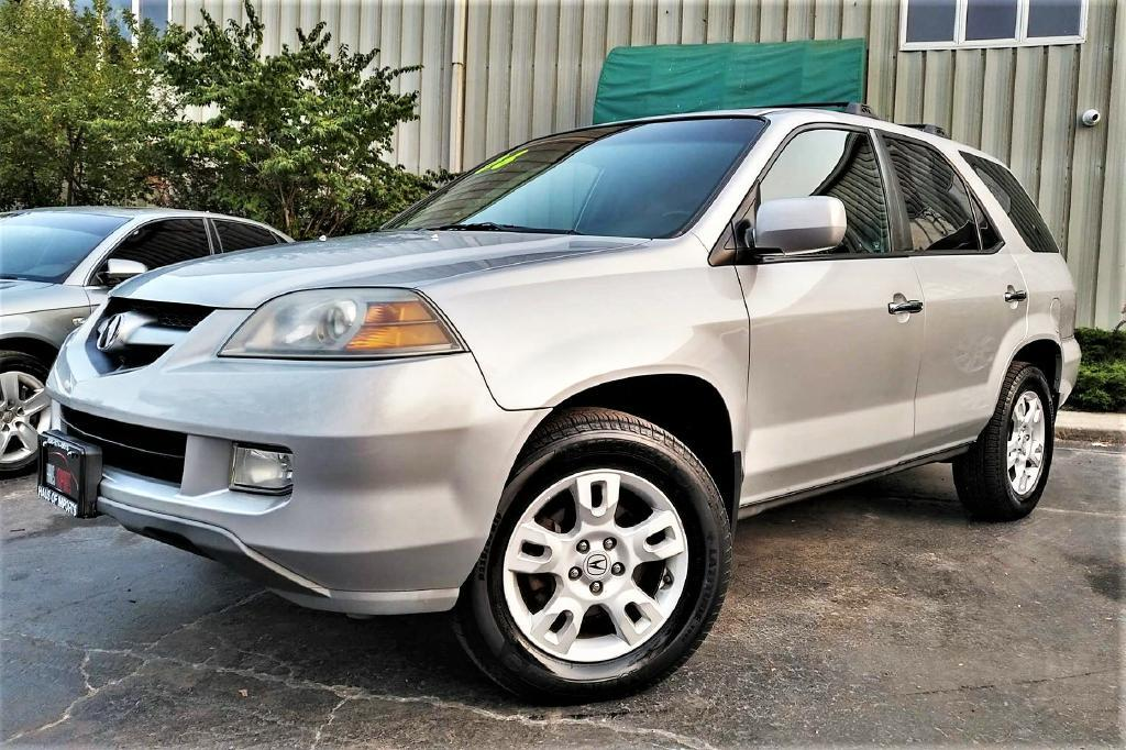 Acura MDX Touring WNavi WRES In Lemont IL Haus Of Imports - 2006 acura mdx for sale