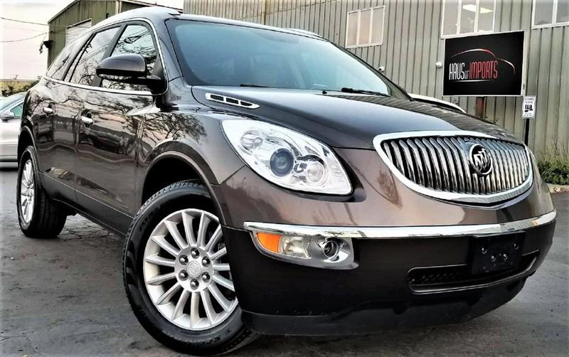 pictures row buick onsurga enclave families midsize exclusive for suv