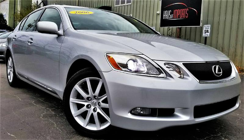 2006 Lexus GS 300 For Sale At Haus Of Imports In Lemont IL