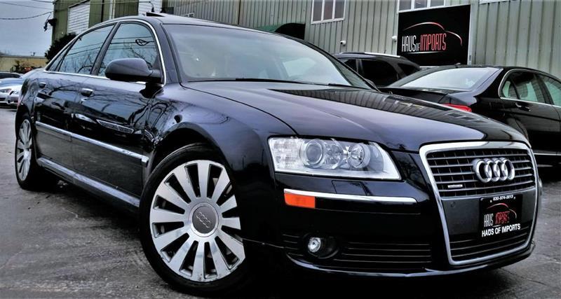 Audi A L Quattro In Lemont IL Haus Of Imports - 2007 audi a8