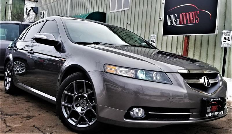 Acura TL TypeS In Lemont IL Haus Of Imports - Acura type s for sale