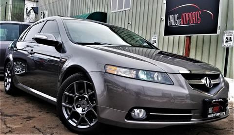 2007 Acura Tl Type S For Sale >> Acura Tl For Sale In Lemont Il Haus Of Imports
