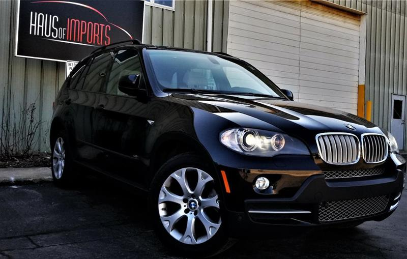 2007 BMW X5 4.8i In Lemont IL - Haus of Imports