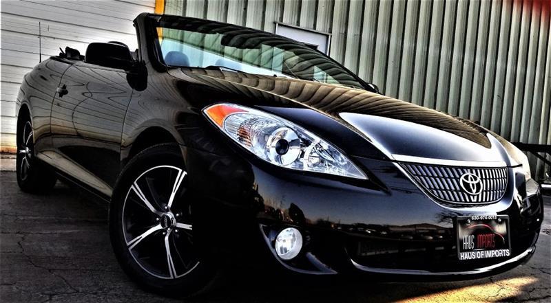 2006 Toyota Camry Solara For Sale At Haus Of Imports In Lemont IL