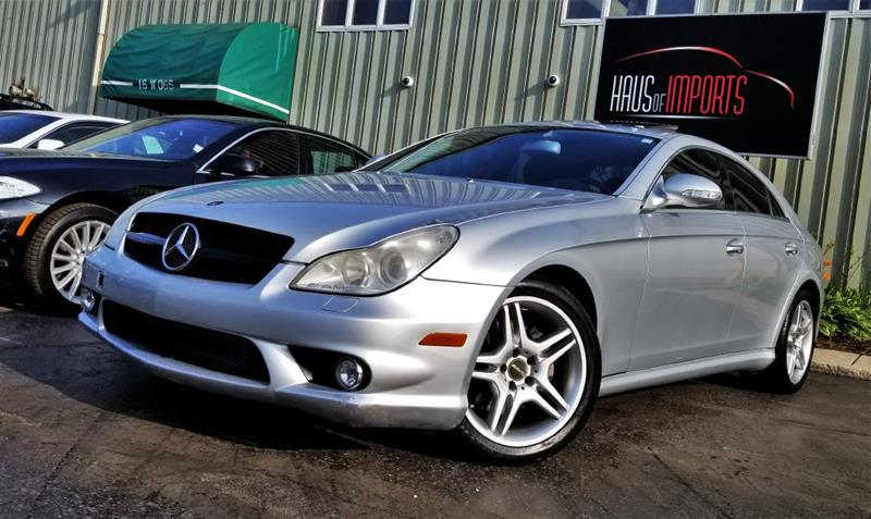 a super forums package benz cls carfax coupe clean sport mercedes