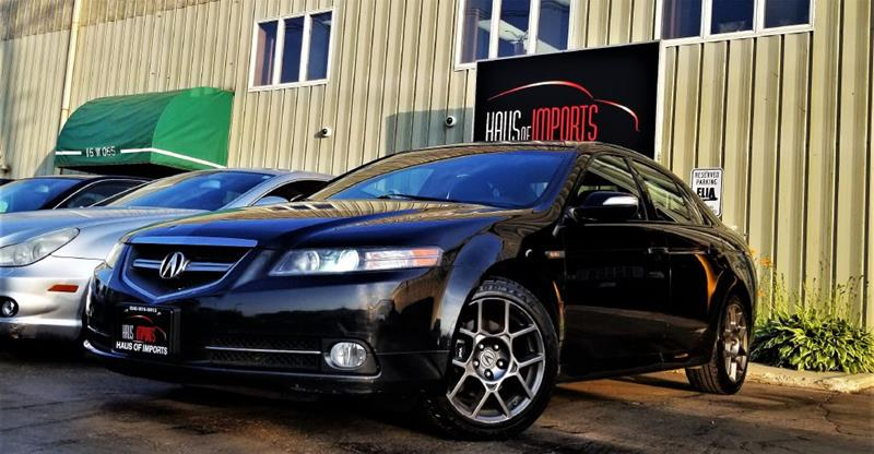 Acura TL TypeS In Lemont IL Haus Of Imports - 2007 acura tl for sale