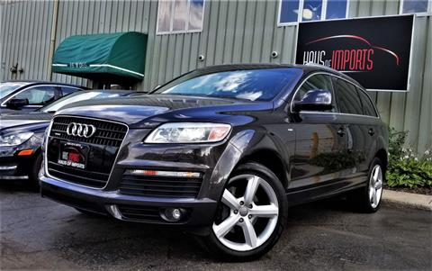 Audi Q7 For Sale in Lemont, IL - Haus of Imports