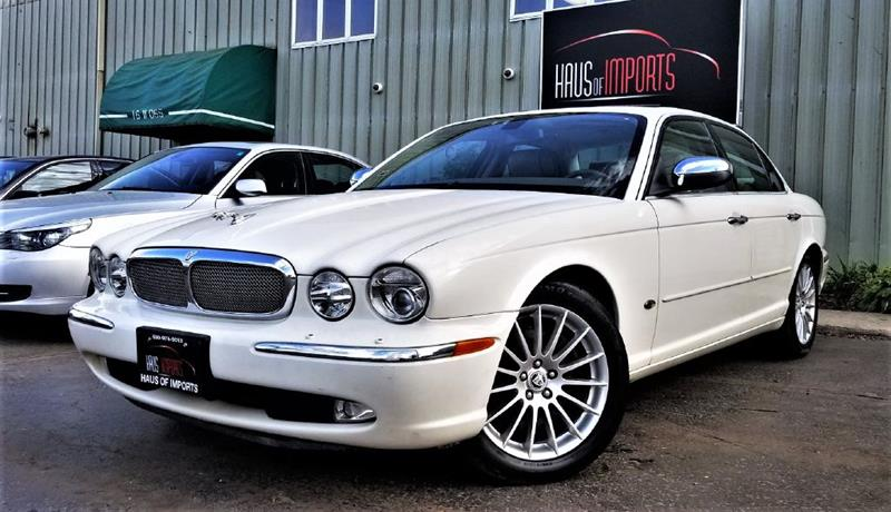 2007 Jaguar XJ Series For Sale At Haus Of Imports In Lemont IL