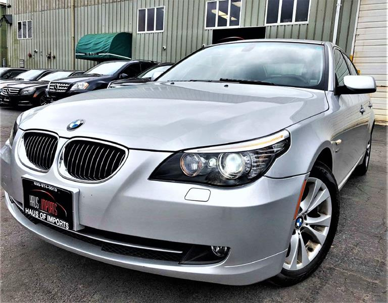 2009 BMW 5 Series For Sale At Haus Of Imports In Lemont IL
