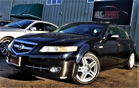 Acura TL For Sale in Lemont, IL - Haus of Imports