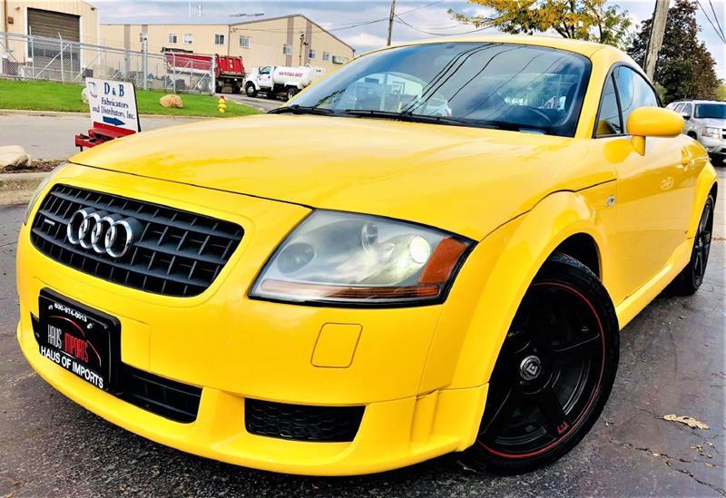 Audi TT Hp Quattro In Lemont IL Haus Of Imports - 2006 audi tt