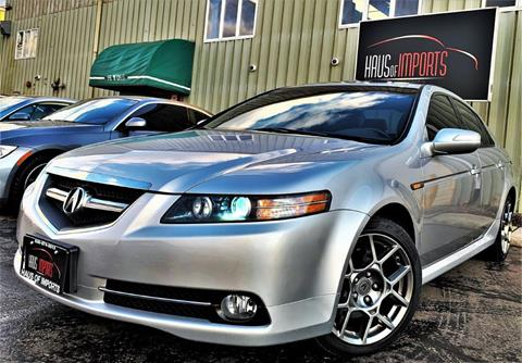 2008 Acura Tl For Sale >> Acura Tl For Sale In Lemont Il Haus Of Imports