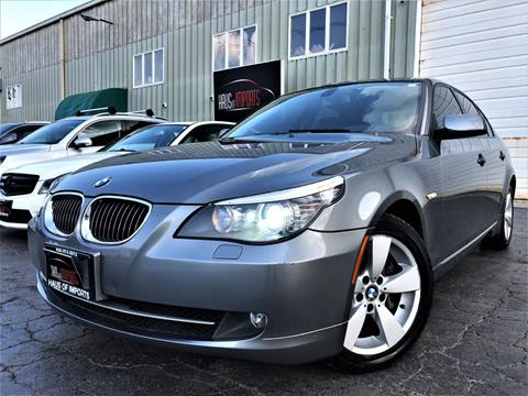 BMW 5 Series For Sale in Lemont, IL - Haus of Imports