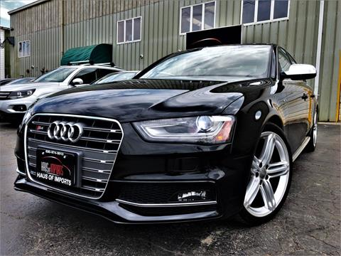 Audi S4 For Sale in Lemont, IL - Haus of Imports