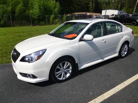2014 Subaru Legacy for sale in Blairsville, GA
