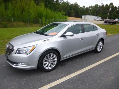 2016 Buick LaCrosse for sale in Blairsville, GA