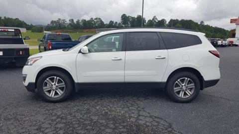 2017 Chevrolet Traverse for sale in Blairsville, GA