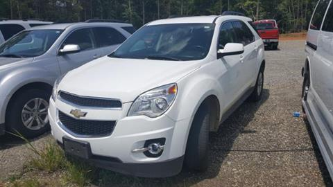 2013 Chevrolet Equinox for sale in Blairsville, GA