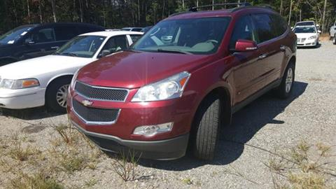 2010 Chevrolet Traverse for sale in Blairsville, GA