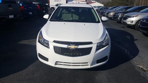 2014 Chevrolet Cruze for sale in Blairsville, GA