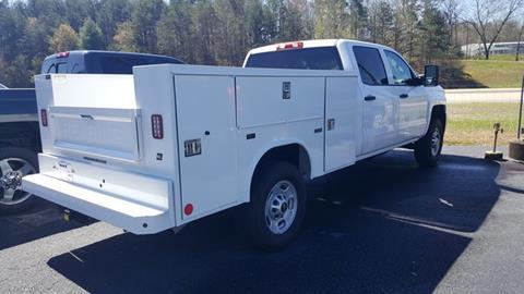 2018 Chevrolet Silverado 2500HD for sale in Blairsville, GA