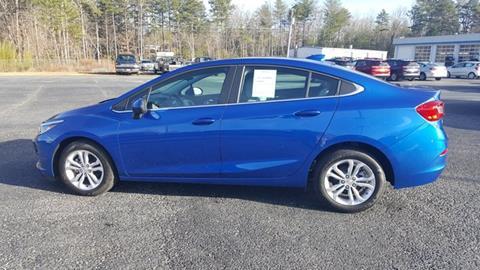 2019 Chevrolet Cruze for sale in Blairsville, GA