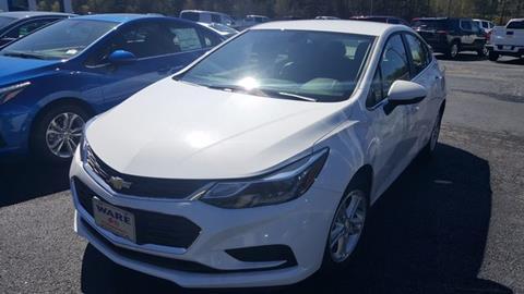 2018 Chevrolet Cruze for sale in Blairsville, GA