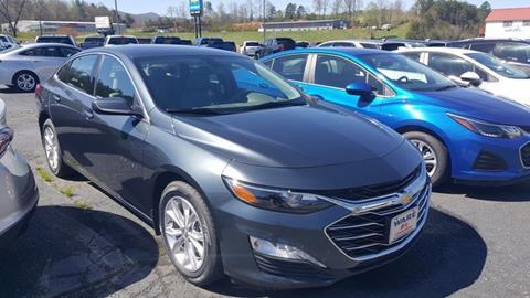 2019 Chevrolet Malibu for sale in Blairsville, GA
